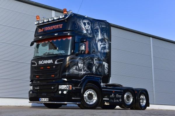 Scania Streamline TL 3achs Zugmaschine - B&B Transporte