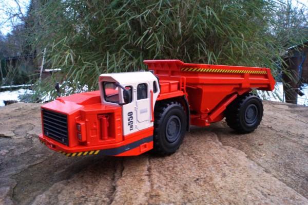 Sandvik TH550 Dumper