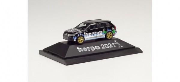 """Audi Q7 """"Herpa Weihnachts-PKW 2021"""