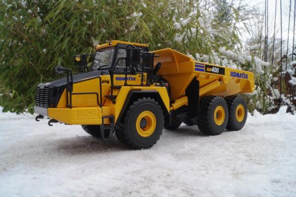 """Komatsu HM 400-5 Articulated Dump Truck """"Update"""""""