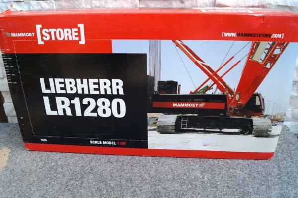 "Liebherr LR 1280 Raupenkran ""Mammoet"""