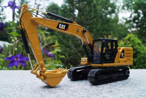 "CAT 320GC Hydraulikbagger Next Generation Design"""
