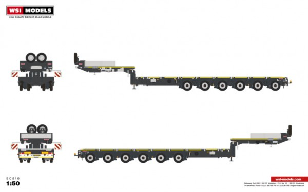 Premium Line; MCO PX - 6 Aachs Tieflader