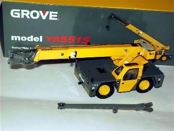 Grove YB 5515 Mobilkran