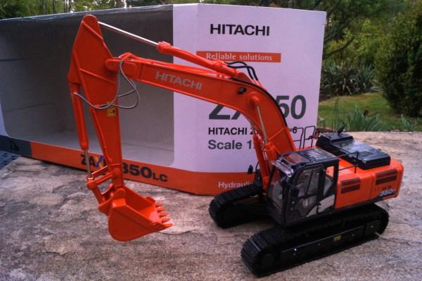 Hitachi ZX350LC-6 Hydraulik Bagger