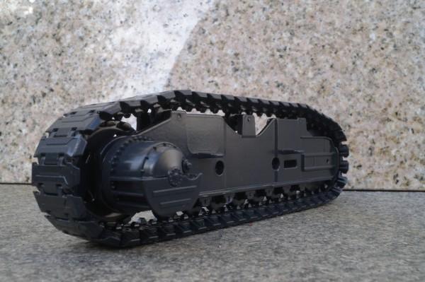 Komatsu PC 4000-11 Linker Raupenträger