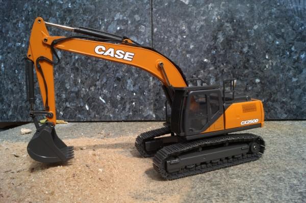CASE CX 250D Hydraulikbagger
