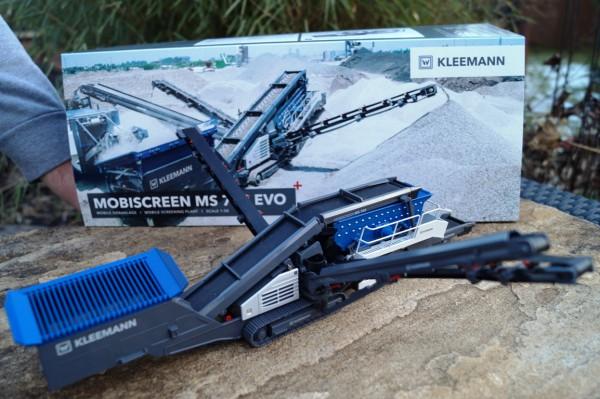 Kleemann Mobiscreen MS 703 EVO Siebanlage