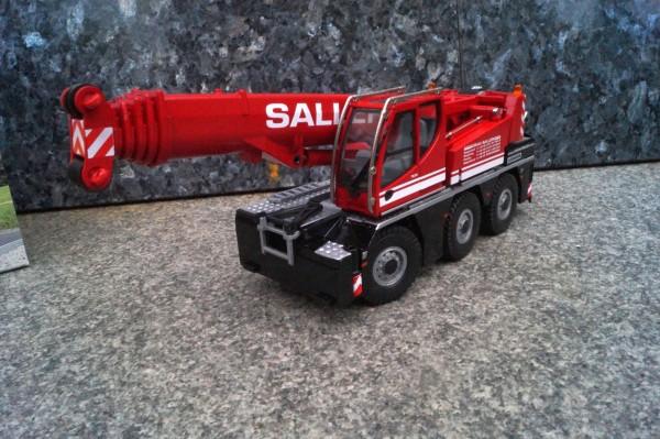 "Liebherr LTC 1045-3.1 Mobilkran ""Saller"""