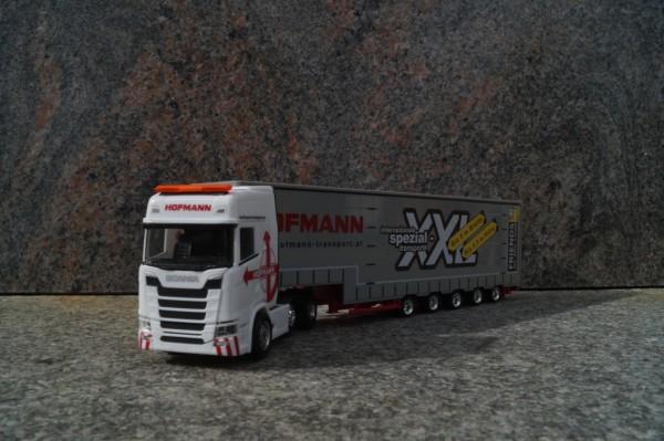 """Scania CS 20 Hochdach 6x2 Volumen-Sattelzug """"Hofmann"""" (A)"""