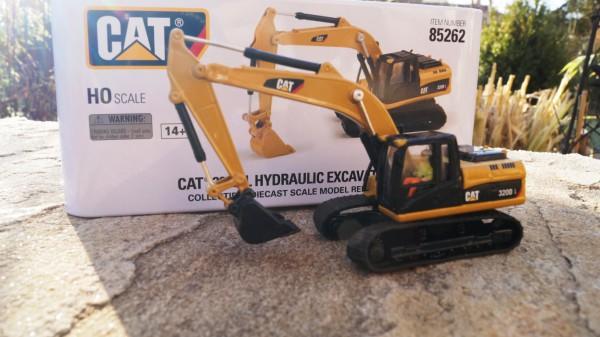 CAT 320D L Kettenbagger