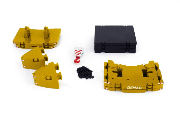 Zubehör Demag AC 220-5/250-5 Ballast Set