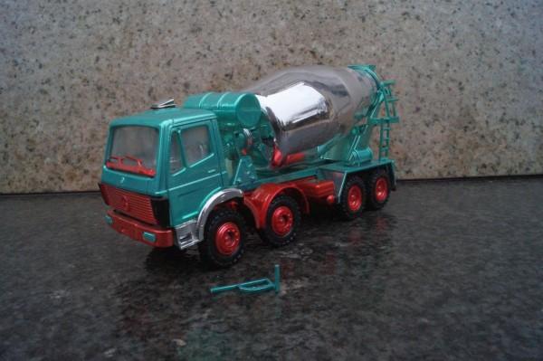 "Mercedes Benz 4achs Betonmischer ""Metalic"""