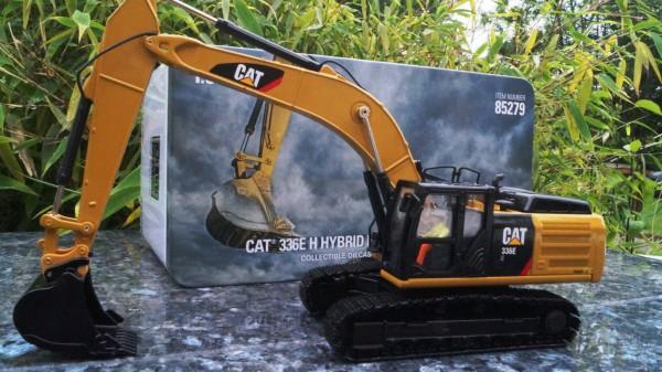 CAT 336E H Hybrid Hydraulikbagger