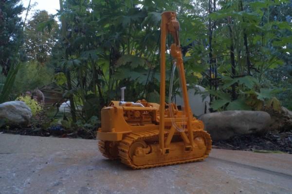 CAT 583 K Rohrleger