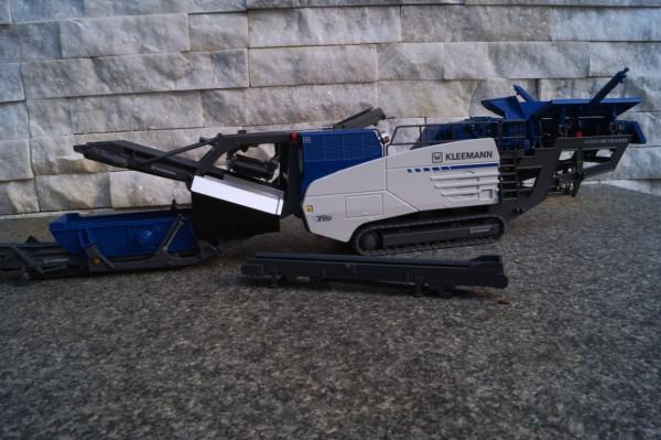 KLEEMANN MOBIREX MR 130 EVO2 Mobile Brecheranlage