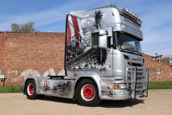 Scania Streamline TL 4x2 2achs Zugmaschine - Decker Transporte - D -