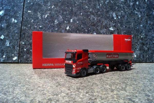 """Volvo FH FD 6x4 Thermomulden-Sattelzug """"Kutter"""""""