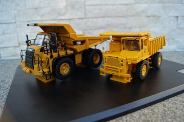 CAT 769 +770 Muldenkipper SET Evolution Series