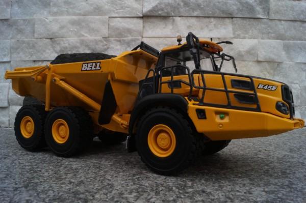 Bell B 45E Knickgelenkter Dumper