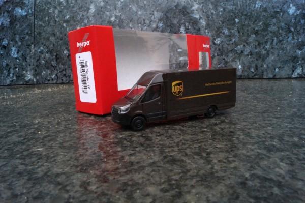 """Mercedes Benz Sprinter """"18 Paketverteilerfahrzeug """"UPS"""""""