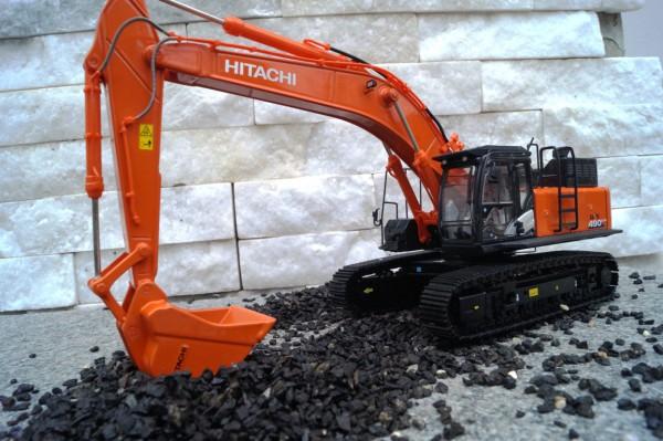 HITACHI ZX490LC-6 Raupenbagger