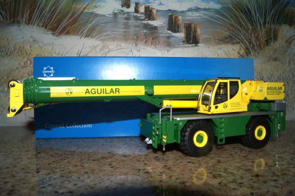 "LIEBHERR LRT 1100 2.1 Mobilkran "" Aguilar'"