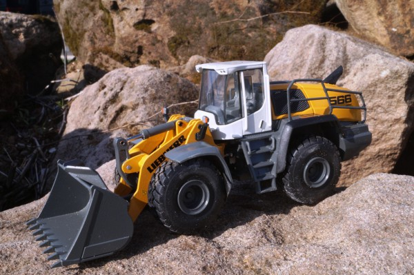 Liebherr L 566 X Power Radlader (Facelift)