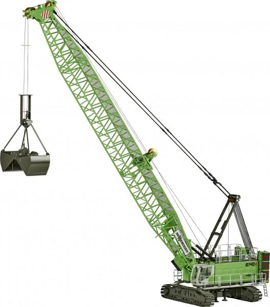 SENNEBOGEN Seilbagger 6140E mit Zweischalengreifer