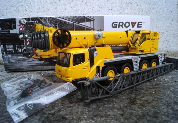 GROVE GMK 4100L-1 All-Terrain-Kran