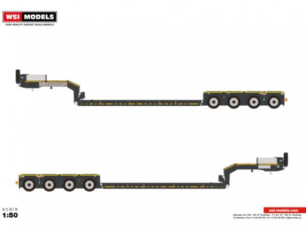 Tieflader 4achs Premium Line