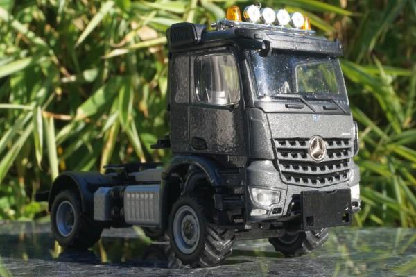 Mercedes Benz Agrar Truck 2 achs grau