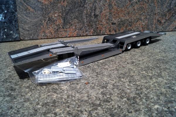 Zubehör 3achs Trucktransporter - Silber