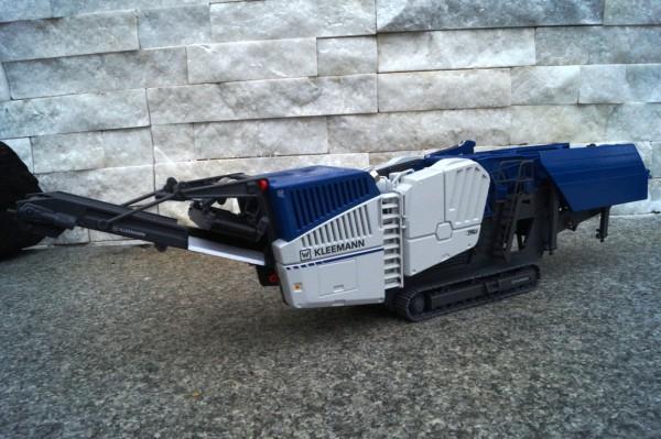 KLEEMANN MOBICAT MC 120 Z PRO Mobile Brecheranlage