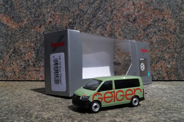 """VW T6 Bus """"Geiger"""" Bayern"""""""