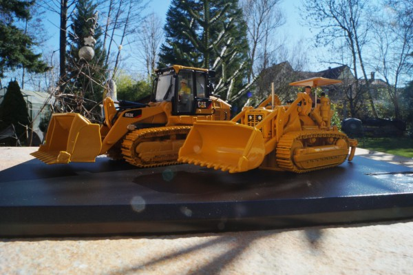 "SET CAT 977 &963K Laderaupe ""Evolution Serie"