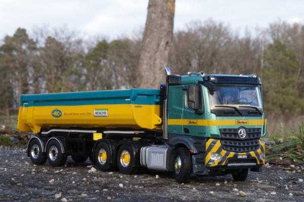 "Mercedes Benz Arocs MP 4 Classics Space Sattelkipper ""Eberhard"""