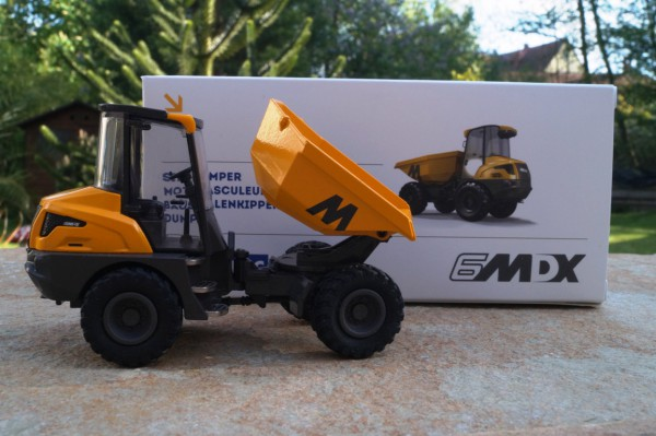 Mecalac 6MDX Baustellenkipper
