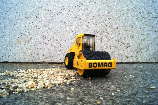 Bomag BW 184 AD Walze
