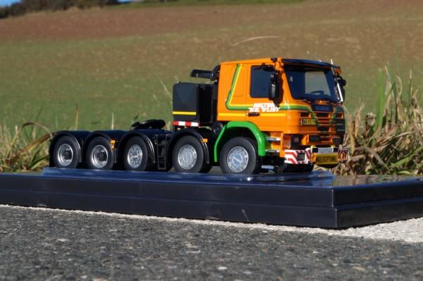 "Scania P143E 10x4/450 Zugmaschine ""Holtrop Van der Vlist"