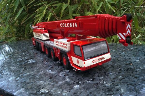 "Liebherr LTM 1200-5.1 Mobilkran ""Colonia"""