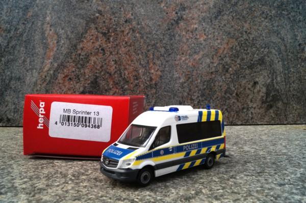 """Mercedes-Benz Sprinter Bus Hochdach """"Polizei Nordrhein-Westfalen"""""""