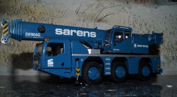 """Demag AC 55 -3 Mobilkran """"Sarens"""""""