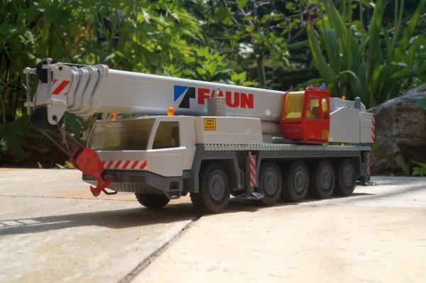 FAUN ATF 100-5 5achs Mobilkran