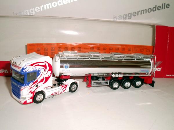 "Scania R TL Chromtank-Sattelzug ""Seka-Tank"""