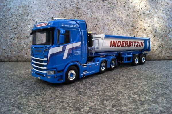 "Scania CS20N 6x4 Halfpipe Muldenkipper ""Interbitzin"""