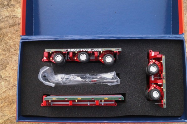 """Accessory Pack for Drake Steerable Low Loader Trailer """" Membrey"""