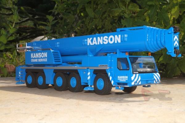 """Liebherr LTM 1200-5.1 Mobilkran """"Kanson"""""""