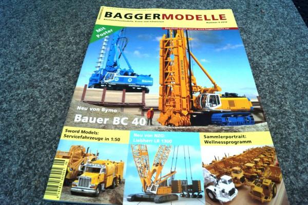 Zeitschrift Laster & Bagger 06-2010